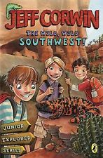Jeff Corwin - Junior Explorer 03 The Wild Wi (2014) - Used - Trade Paper (P