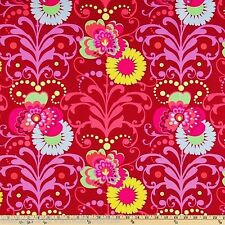 LIMITED ISSUE Amy Butler * LOVE - Paradise Garden - Wine * cotton fabric