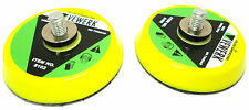 "3"" VELCRO SANDING PAD / PADS ( Set of 2 ) For AIR SANDER  By Vewerk 8103"