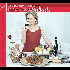 Entertaining Made Simple: Big Reds Bistro & Ballads by Andrea Immer, Various Ar