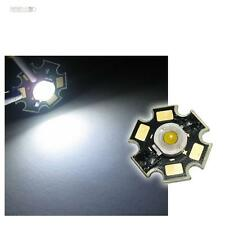 10 x Alto rendimiento Chip LED 3W BLANCO POTENCIA LED WHITE
