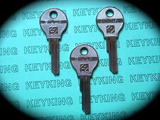 Volkswagen Keyblanks x 3 , Key Blank, VW, Volkswagon-LQQK!