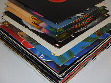 "Great Lot of (20) 12"" RANDOM DJ Singles Jackets WHOLESALE Dance,Rap,Disco,Pop"