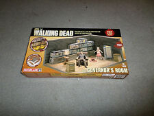 McFarlane Toys Construction Sets The Walking Dead The Governor's Room NEW IN BOX