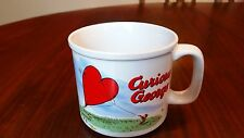 Curious George Monkey H A Rey  Oversized Cup Mug Valentine's Day Fill w/Candy