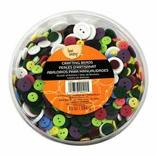 "5000 Bulk Lot Round Buttons Assorted Colors 3/8""-7/8"" Sewing Crafts Scrapbooking"