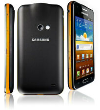 Samsung Galaxy Beam GT-I8530 - 8GB - Ebony Grey & Spot Yellow (Factory Unlocked)