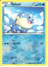 POKEMON XY FLASHFIRE-SPHEAL 24/106 REV HOLO