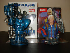 Age of Apocalypse Cable X-Men Marvel Same# bust statue Diamond Select Deadpool