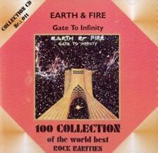 "Earth & Fire:  ""Gate To Infinity""  (CD Reissue)"