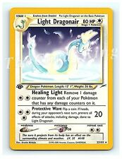 1st Edition Dragonair 22/105 Rare NON Holo Neo Destiny Pokemon Cards NEAR MINT