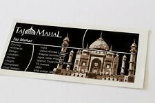 Lego Creator UCS Sticker for Taj Mahal 10189