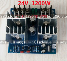 Driver Board Inverter Accessory For DC24V  to 220V 230V 1200W Core transformer