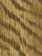 Contemporary Multiple Shades of Brown Zebra Skin Wallpaper 5522762