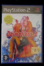 PS2 : DALMATIANS 3 - Nuovo, sigillato ! Da Phoenix Games !