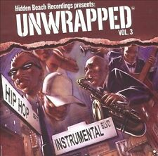 Hidden Beach Recordings Presents: Unwrapped, Vol. 3 by Unwrapped (CD,...