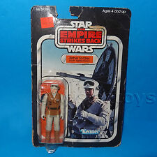 Vintage 1980 Kenner Star Wars The Empire Strikes Back Rebel Soldier Figura Moc