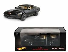 Mattel hot wheels 1:18 diecast k.i.t.t. knight rider kitt voiture modèle
