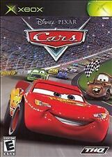 Cars (Microsoft Xbox, 2006) Disney Pixar Original Xbox Disc Only