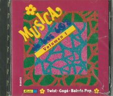 Musica De Los 60's Volume 1 Latin Music CD New