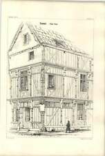 1858 Beauvais, Timber House