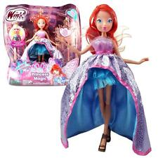 WINX Club-Princess Magic BAMBOLA-fee Bloom con Sound 28cm