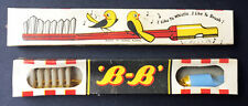 "Wonderful 1950s Childs ""Whistle TOOTHBRUSH"" in Original Box"