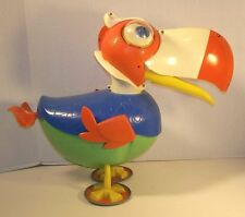 1964 Ideal Smarty Bird Battery Op Toy