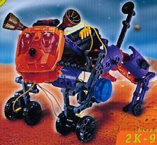 Robotix 2K-9 Collectable Vintage Year of Make 1999 Ultra Rare Collectable