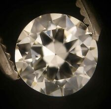 EGL-USA Cert Antique 0.56ct TRANSITIONAL K VS1 Absolutely stunning example.