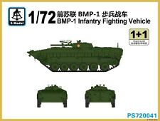 S-model 1/72 ps720041 Ruso Bmp-1 Infantry Fighting Vehicle (1 +1)