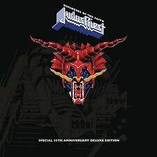 JUDAS PRIEST DEFENDERS OF THE FAITH SPECIAL 30TH ANNIVERSARY DELUXE EDITION 3 CD
