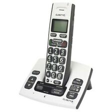 Clarity D613 DECT 6.0 Amplified Cordless Phone w/ Digital Answering Machine