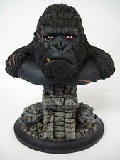 KING KONG Peter Jackson (2005) JAMES GROMAN GillMan MODEL KIT Bust PRO BUILD-UP!