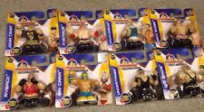 WWE THUMBpers Lot Of (8)Series 1  John Cena, Sheamus, Undertaker, Ryback + More