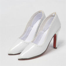 "Shoes for 16"" Tonner Ellowyne Wilde Doll pumps clothes white 14es2"