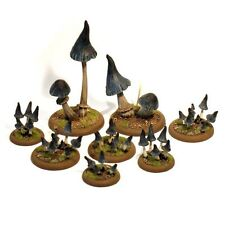 thebattleforge Fantasy Orc & Goblin Gigantic Mushrooms Forest Pack x44 Pieces