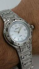 Bulova Accutron Val D'lsere 26R03 Bulova Accutron Wrist Wach for Women MOP Dial
