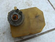 BMW 630 or 633 or 635  brake fluid canister e24