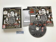 Sleeping Dogs - Benelux Edition - Sony PlayStation PS3 - FR - Avec Notice