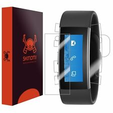 Microsoft Band 2 Screen Protector + Full Body, Skinomi® TechSkin Full Coverage