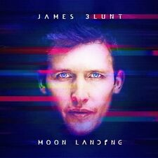 JAMES BLUNT - MOON LANDING: DELUXE EDITION CD ALBUM (3 BONUS TRACKS) (2013)