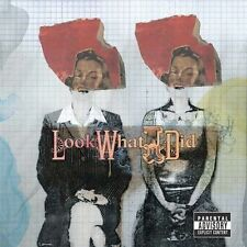 Minuteman for the Moment [PA] by Look What I Did (CD) NEW & SEALED