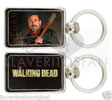 LLAVERO METAL THE WALKING DEAD NEGAN JEFFREY DEAN MORGAN LOS MUERTOS VIVIENTES