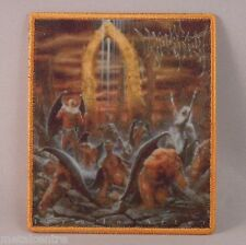 IMMOLATION Here In After (Printed Patch) (NEW)