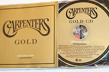 THE CARPENTERS ** GOLD- GREATEST HITS** CD ALBUM
