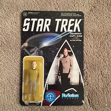 Star Trek: TOS Beaming Captain Kirk ReAction Figure