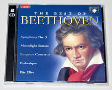BEETHOVEN - THE BEST OF - DOPPEL CD - NEUWERTIG