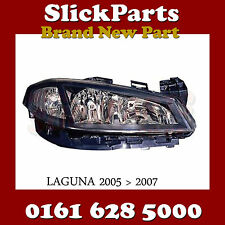 RENAULT LAGUNA HEADLIGHT HEADLAMP 2005 2006 2007 *NEW*