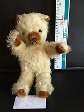 Vintage jouet en peluche jouet doux en mousse rempli teddy bear